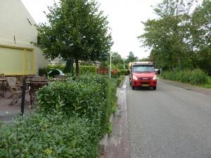 parkeerproblemen in Westernieland